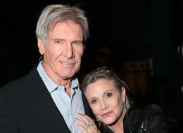 Harrison Ford Finally Reacts To Carrie Fisher's Affair Revelation