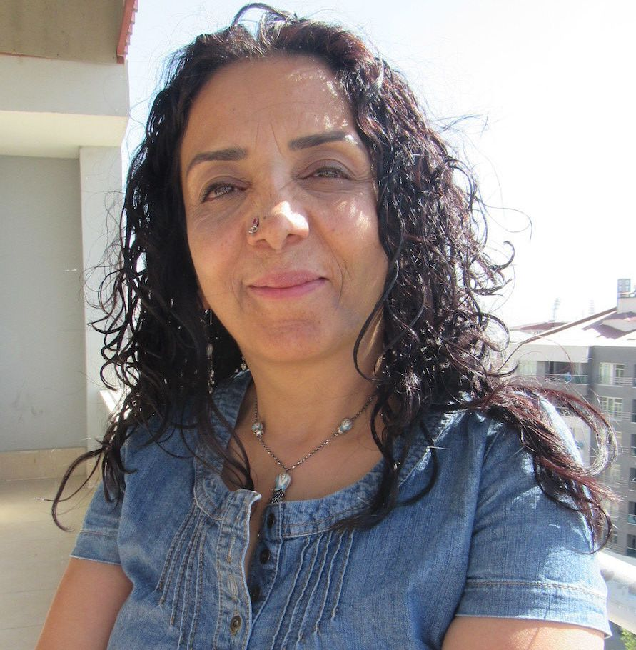 Gülmay Gümüşhan is one of the founders of Yaka-Koop, an advocacy group in Van fighting against child marriage