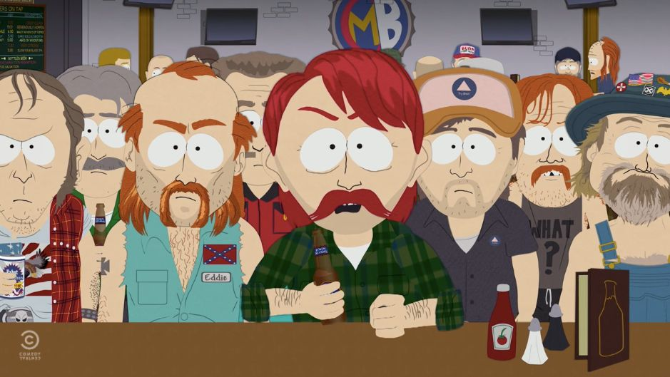 'South Park' Skewers White Nationalists And White Americans Who Forgive