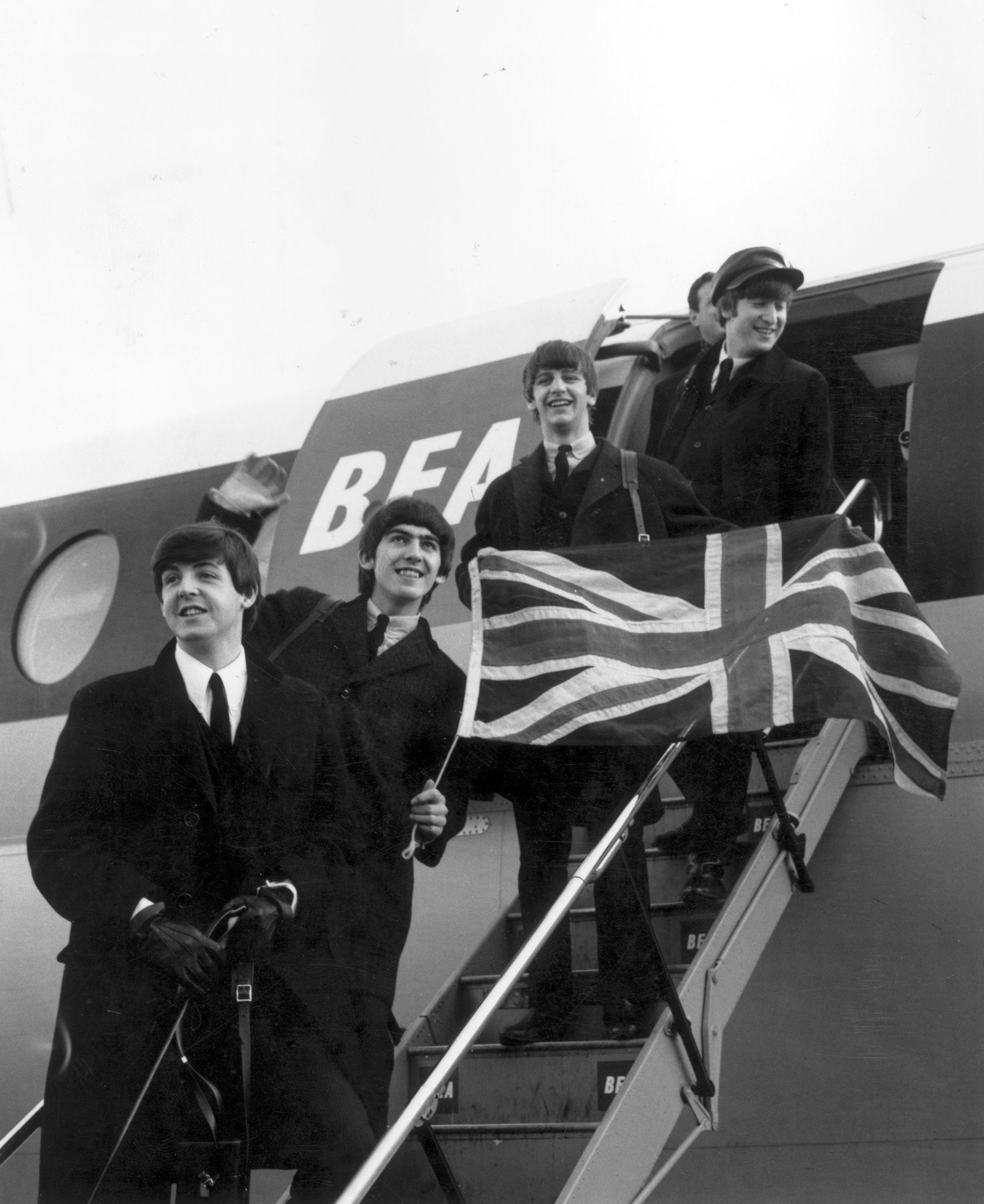 Ringo Starr Revealed As 'Brexit Beatle' Prompts #BrexitBeatlesSongs