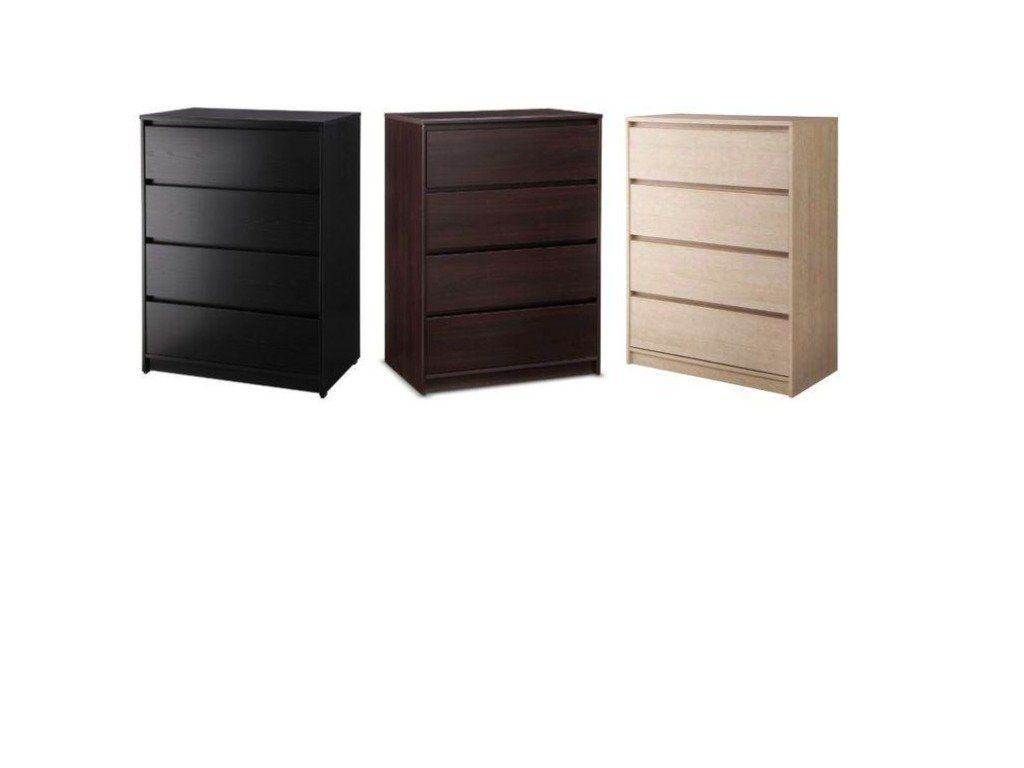 Target is recalling its Room Essentials 4-drawer dressers in three colors: black, espresso and maple.
