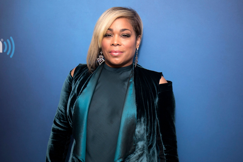 "TLC's Tionne ""T-Boz"" Watkins has shareda scary experience she had after breastfeeding."