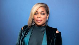 NEW YORK, NY - SEPTEMBER 12:  Tionne 'T-Boz' Watkins visits SiriusXM Studios on September 12, 2017 in New York City.  (Photo by Santiago Felipe/Getty Images)