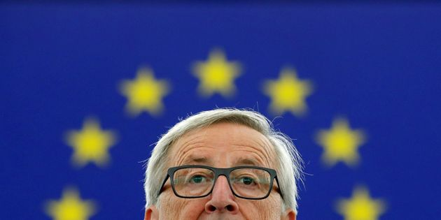 Cannon to right of him, cannon to left of him, Juncker marches