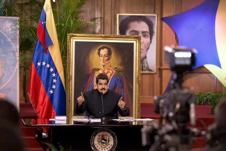 President Maduro's regime has officially slid into something more like authoritarianism than democracy.