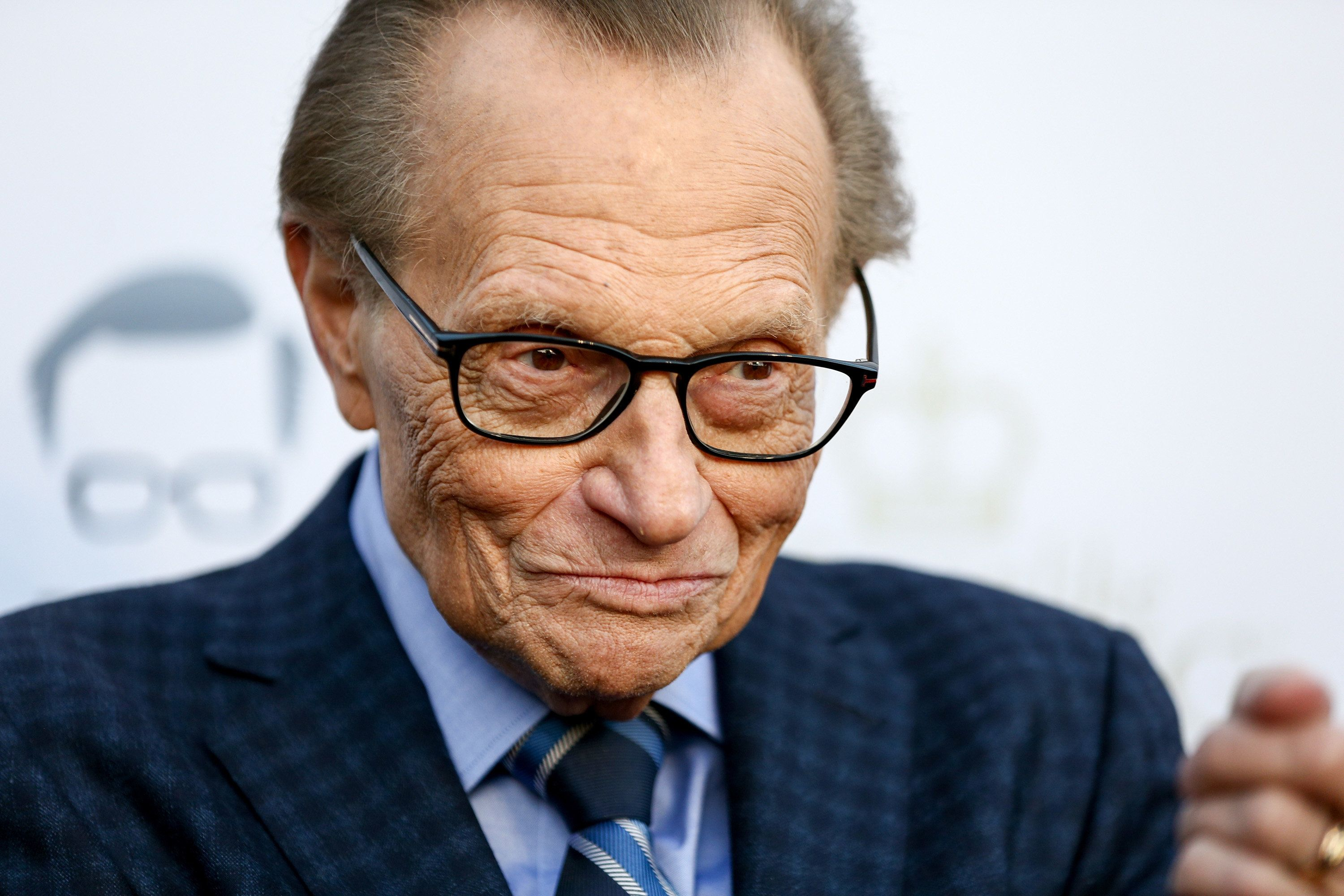WEST HOLLYWOOD, CA - MAY 01:  Television and radio host Larry King attends Larry King's 60th Broadcasting Anniversary Event at HYDE Sunset: Kitchen + Cocktails on May 1, 2017 in West Hollywood, California.  (Photo by Rich Fury/Getty Images)