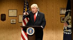 Alec Baldwin Burns Trump While Accepting Emmy For Playing