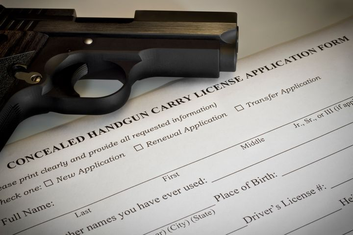 More than 4,000 black women in Chicago have a concealed carry license.