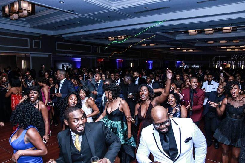 2017 Black Alumni Ball Washington DC