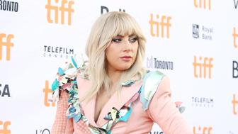 TORONTO, ON - SEPTEMBER 08:  Stefani Joanne Angelina Germanotta aka Lady Gaga arrives to the 'Gaga: Five Foot Two' premiere - 2017 TIFF - Premieres, Photo Calls and Press Conferences held on September 8, 2017 in Toronto, Canada.  (Photo by Michael Tran/Getty Images)