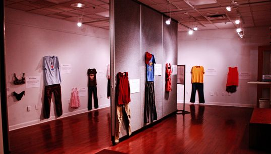 Art Exhibit Powerfully Answers The Question 'What Were You