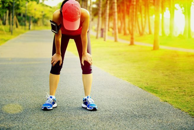 In some people, exercise can trigger an allergy attack.