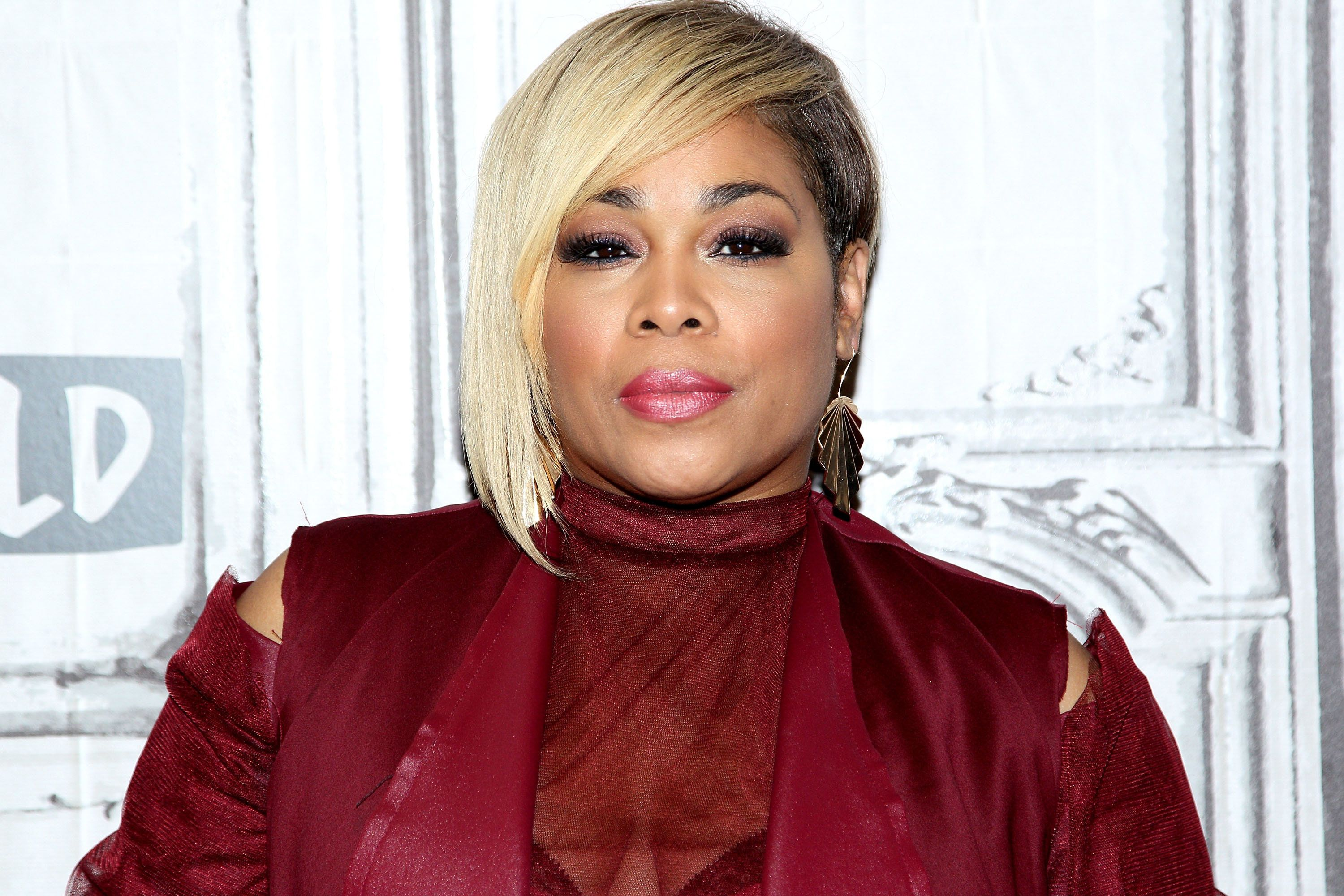 NEW YORK, NY - SEPTEMBER 13:  Build presents Tionne 'T-Boz' Watkins discussing 'A Sick Life: TLC 'n Me: Stories From On And Off The Stage' at Build Studio on September 13, 2017 in New York City.  (Photo by Steve Mack/FilmMagic)