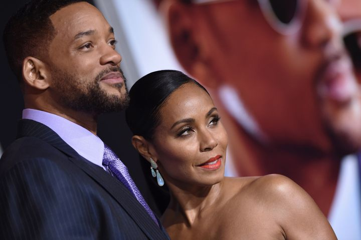 Jada Pinkett Smith and her husband, Will Smith, are parents to 19-year-old Jaden and 16-year-old Willow.