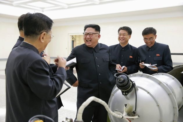 North Korea Fires Missile Over Japan, Lands Far Out In The
