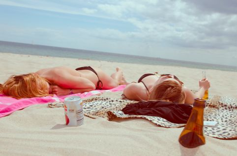 Vitamin D is awesome, but it's not worth getting skin cancer for.