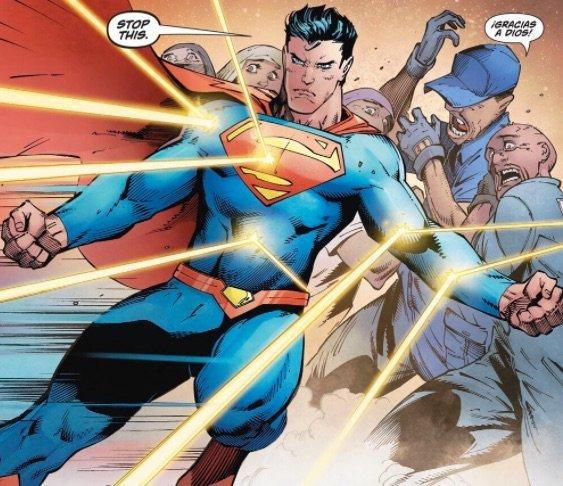 Fox News Host Has A Meltdown Over 'Illegal Alien' Superman Defending