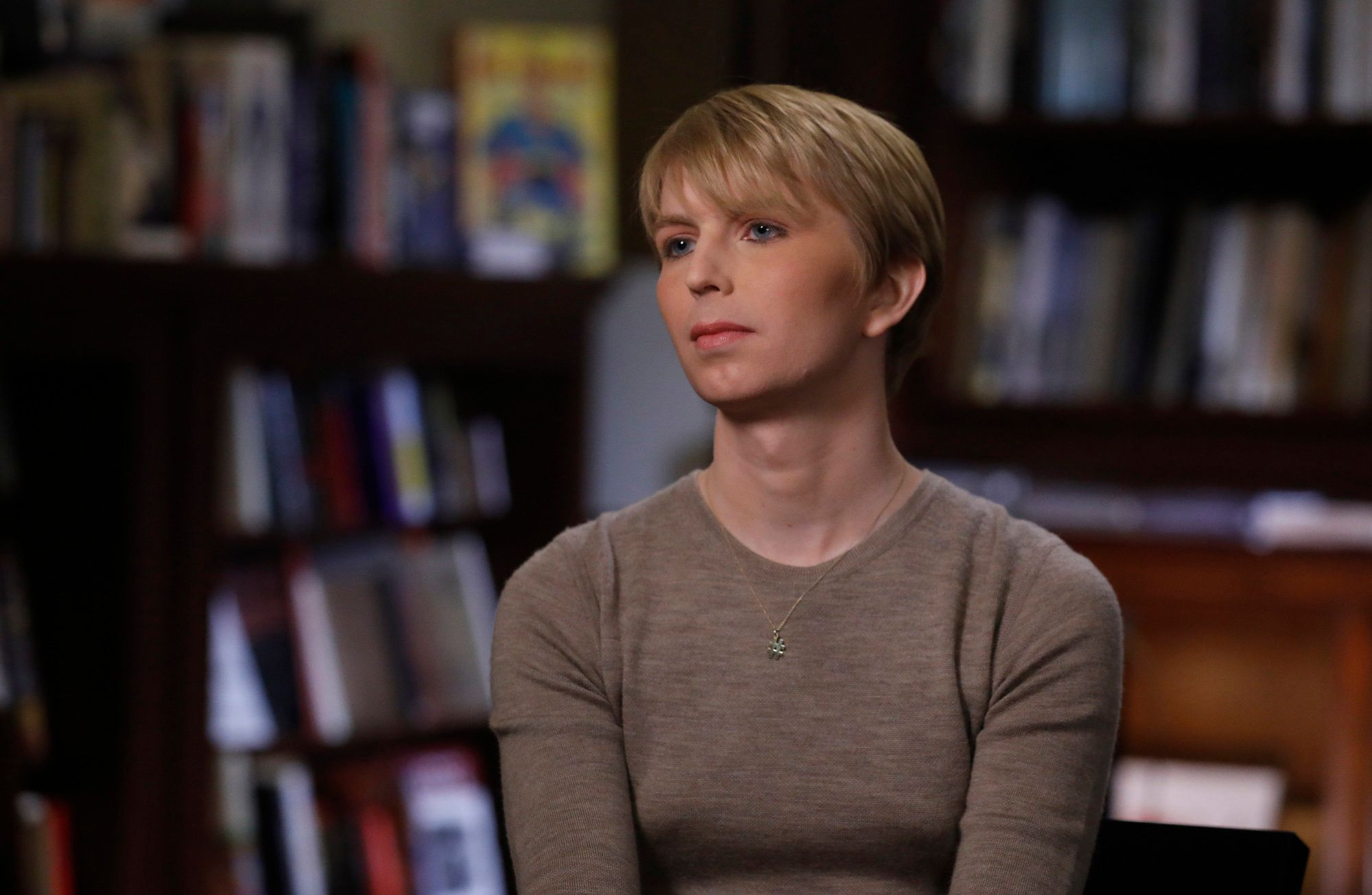Chelsea Manning, who served seven years in prison for sharing classified information with WikiLeaks, will no longer be a