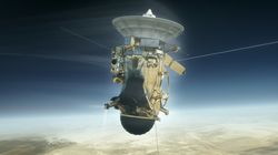 Cassini's Incredible 20-Year Mission Comes To A Fiery