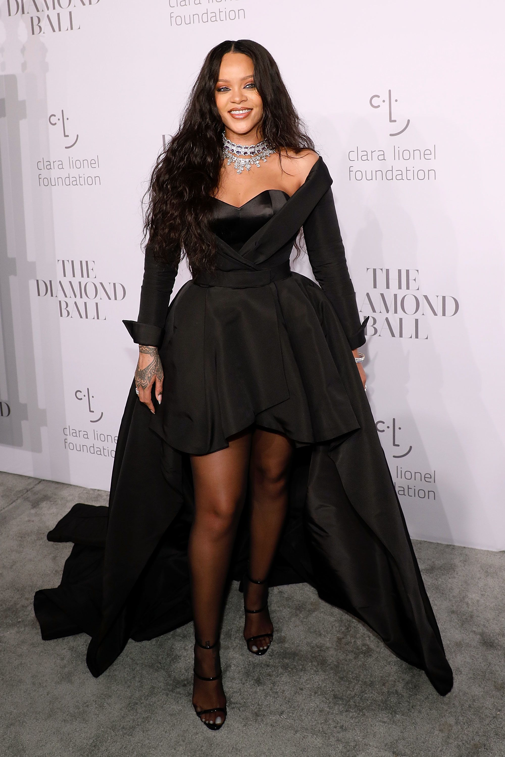 All The Most Incredible Looks From Rihanna's Diamond