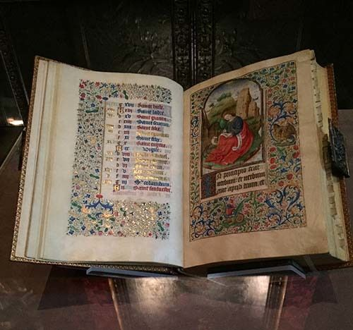 <em>Book of Hours in Latin and French (Abu-Fadil)</em>