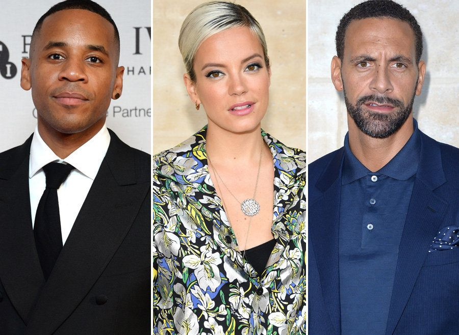 Lily Allen, Reggie Yates And India Willoughby Win Big At Diversity In Media