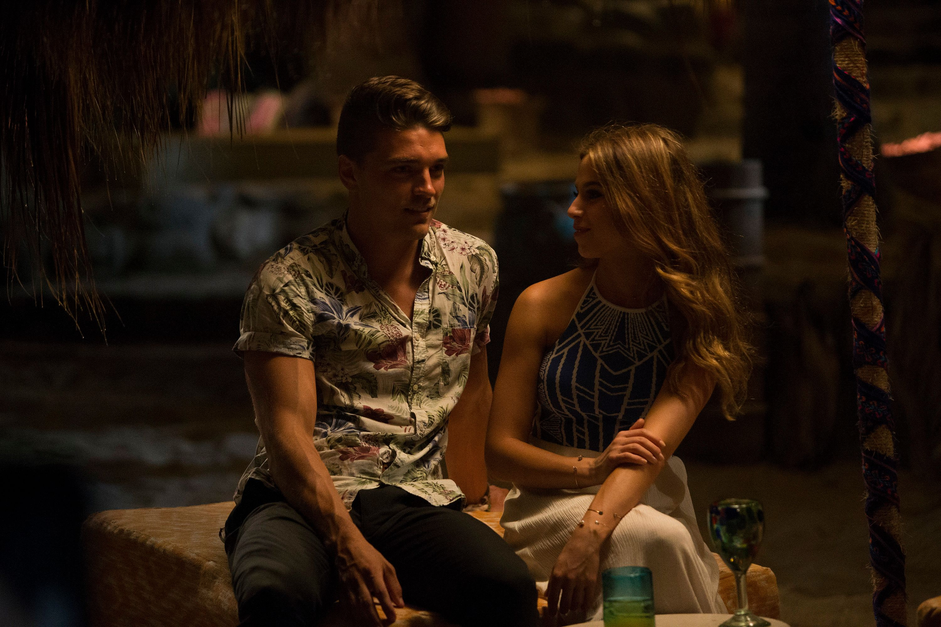 BACHELOR IN PARADISE - 'Episode 401a' - Looking for a second chance at love on the fourth season premiere of the highly anticipated 'Bachelor in Paradise,' beginning MONDAY, AUGUST 14 (8:00-10:01 p.m. EDT) on the ABC Television Network, the cast arrives one by one to their own private paradise in the gorgeous town of Sayulita, located in Vallarta-Nayarit, Mexico. (Paul Hebert via Getty Images) DEAN UNGLERT, KRISTINA SCHULMAN