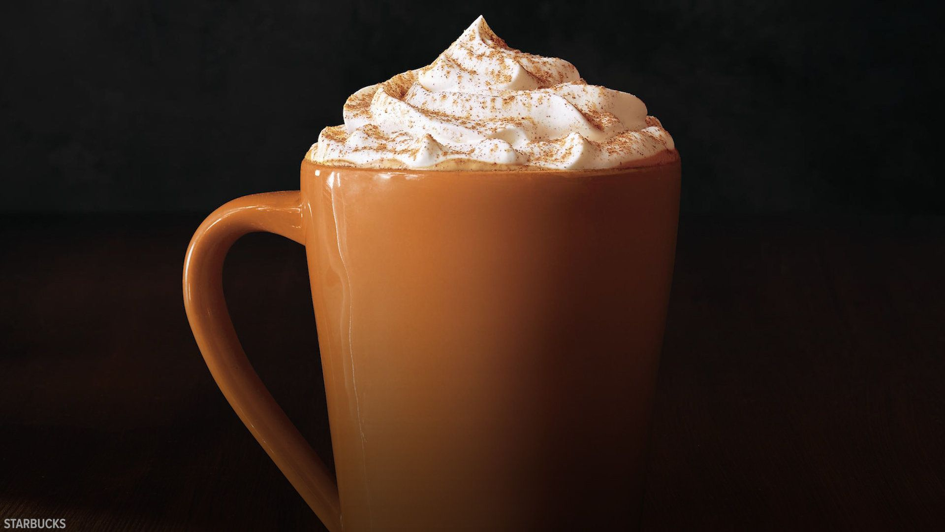 Your Beloved Pumpkin Spice Latte Just Got (a Little)Healthier forecasting