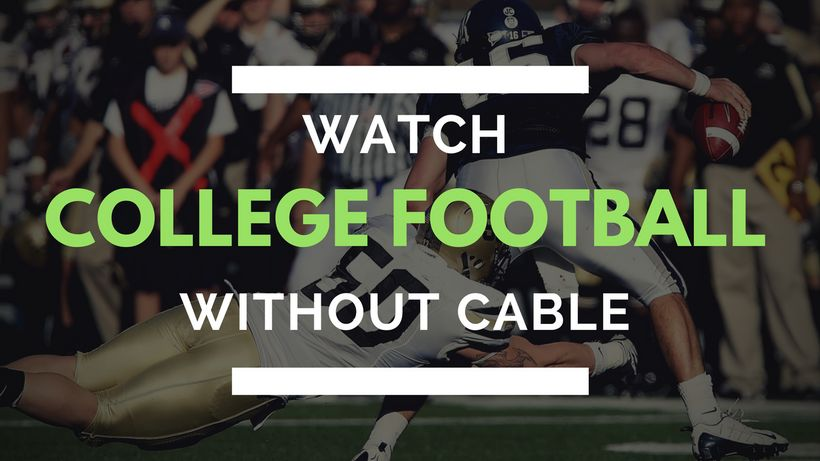 How To Watch Michigan Wolverines Football Without Cable Huffpost