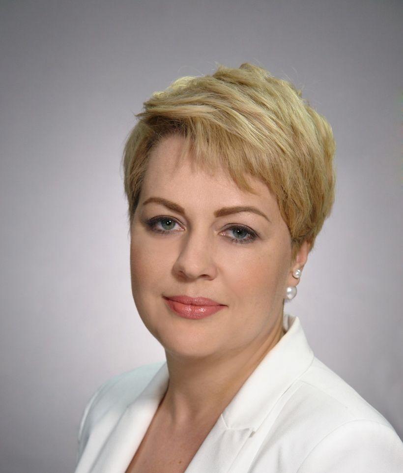 Ambassador Natalia Galibarenko