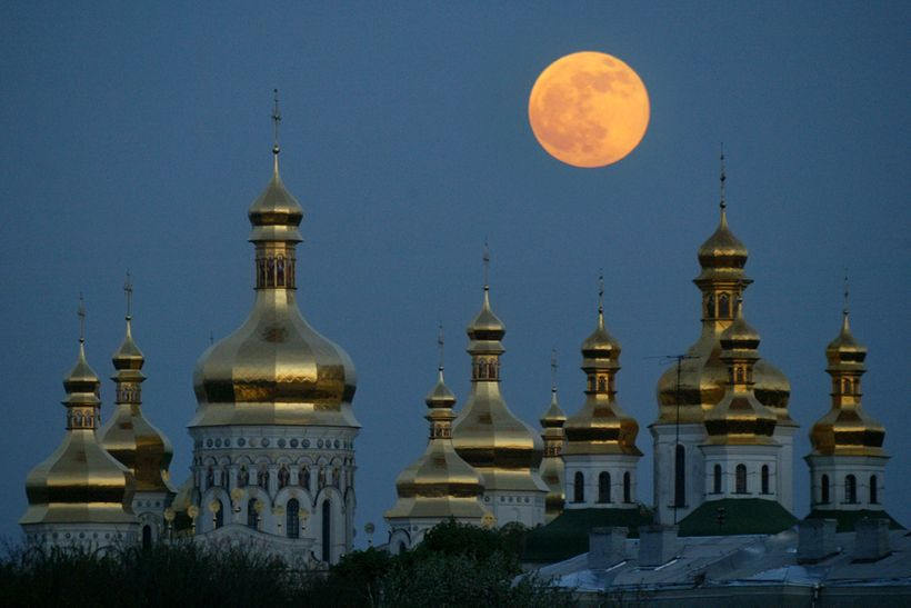 In Ukraine the past informs the present