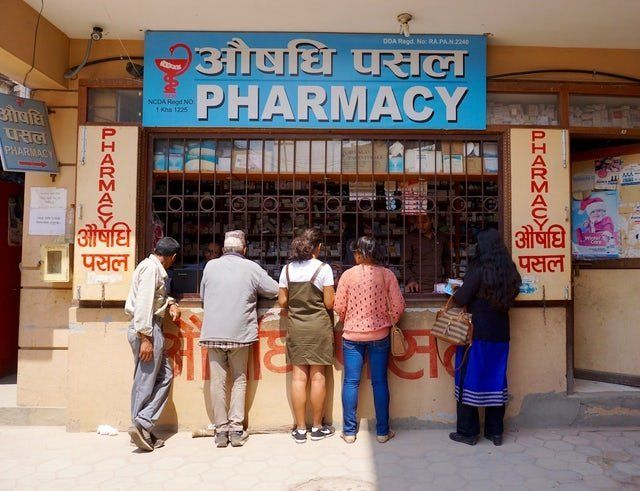 In Nepal, convenience of access and the fear of shame can turn pharmacies into de facto abortion clinics.