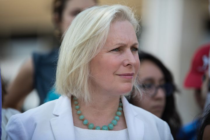 Sen. Kirsten Gillibrand is also sponsoring the bill.
