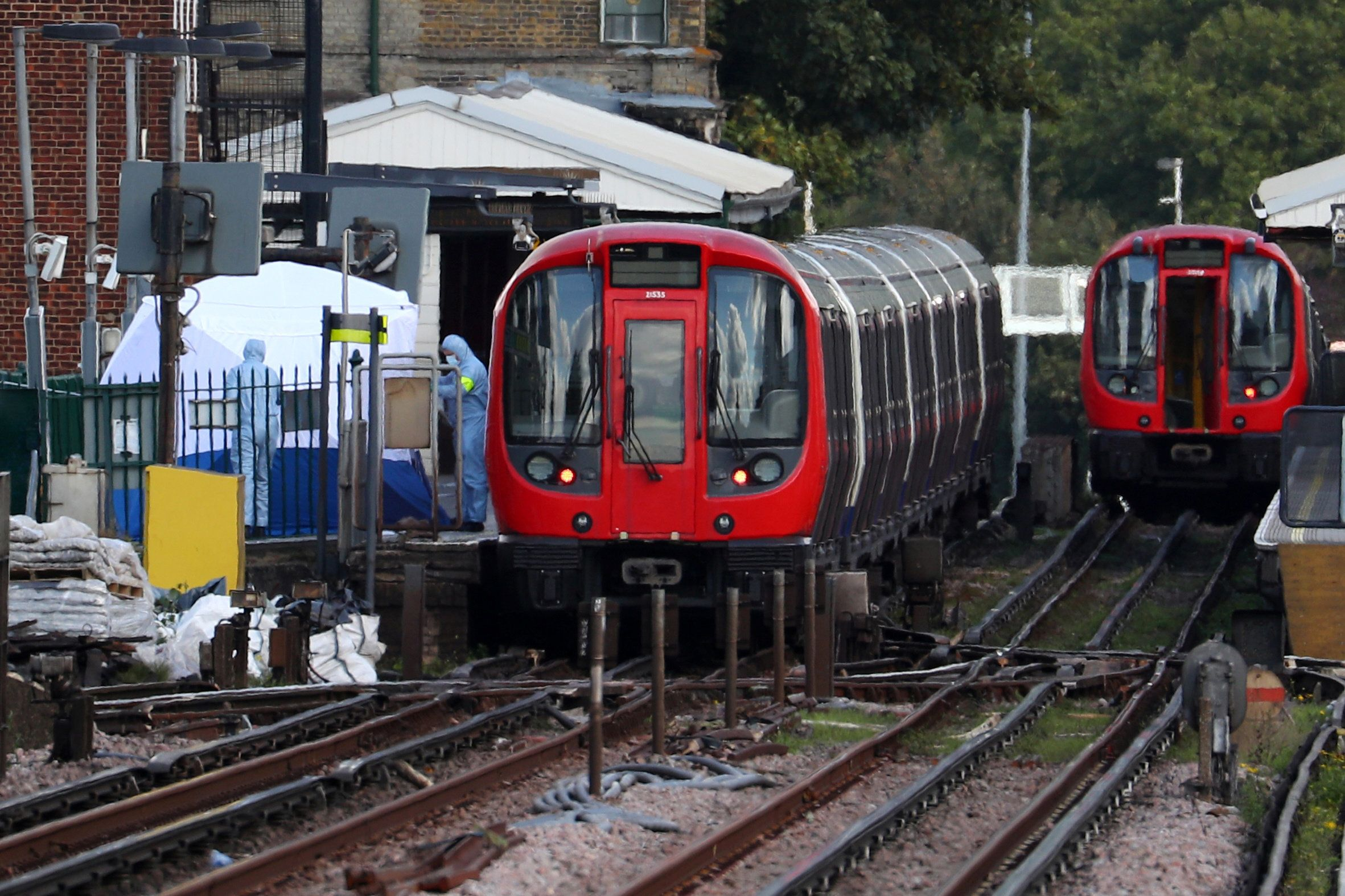 Police 'Chasing Down Suspects' In Tube Bombing As Terror Threat