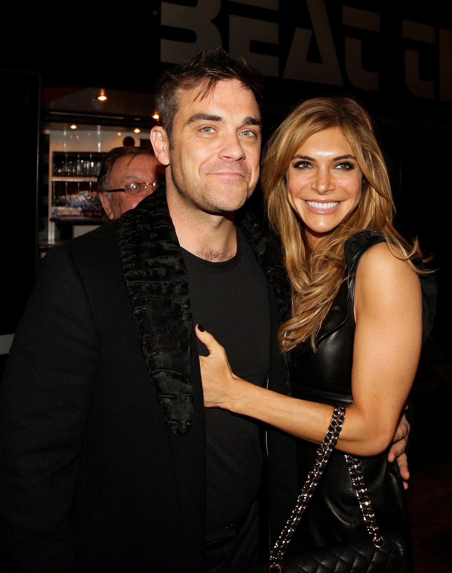 Robbie Williams Reveals He Took Drugs And 'Clucked Like A Chicken' The Night He Met His Wife Ayda