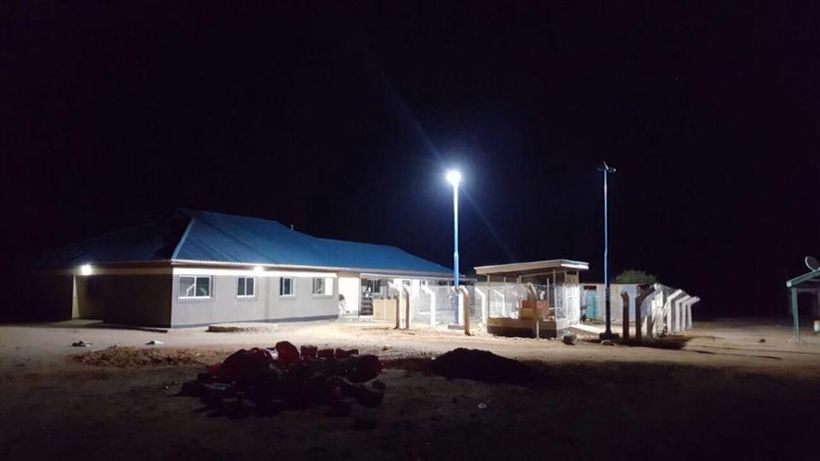 <em>A newly inaugurated CLC will provide the community of Mandera county with modern, high quality, integrated health service