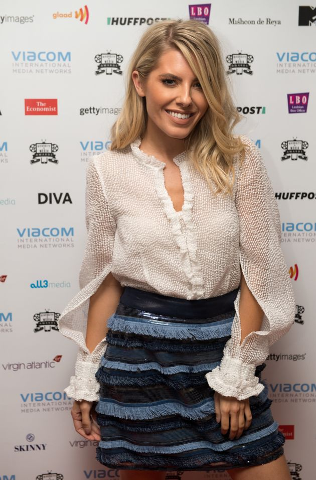 strictly come dancing mollie king rubbishes rumours of a romance