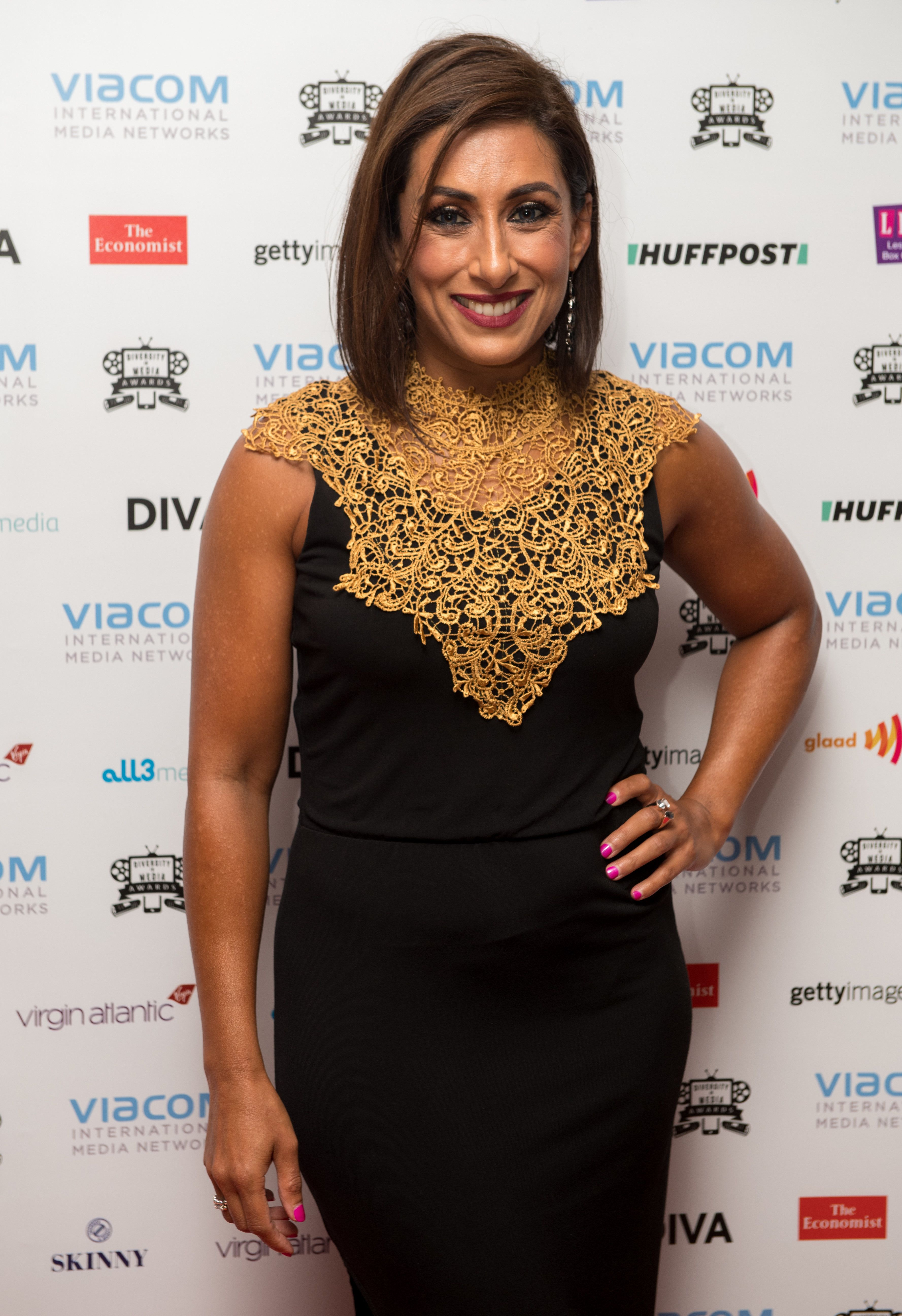 'Loose Women' Star Saira Khan Reveals 'Strictly Come Dancing'