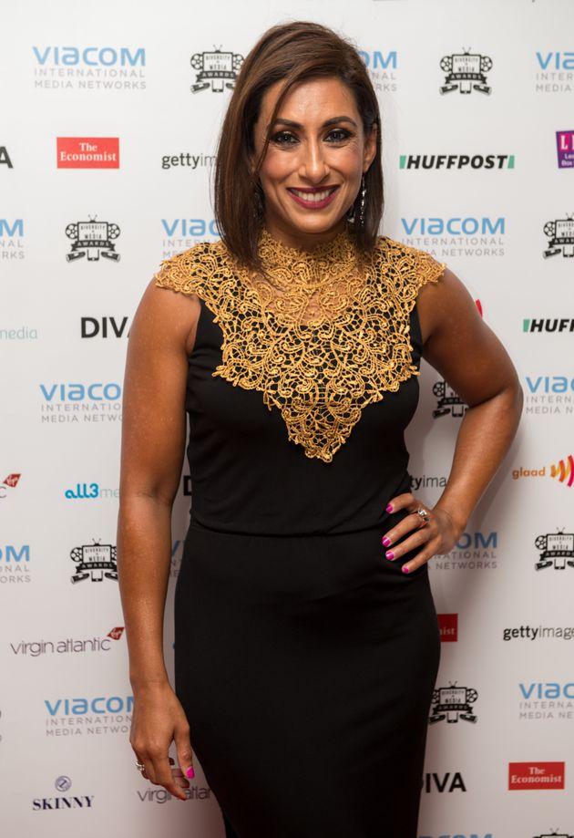 'Loose Women' Star Saira Khan Reveals 'Strictly Come Dancing'