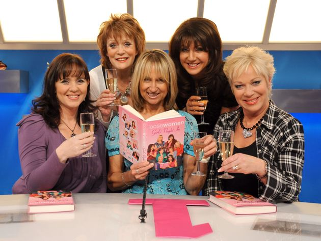 Carol and Denise (here alongsideColeen Nolan, Sherrie Hewsonand Jane McDonald) were fan