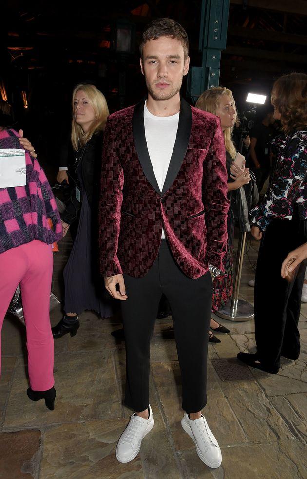 London Fashion Week 2017: Liam Payne Makes FROW Debut At Emporio