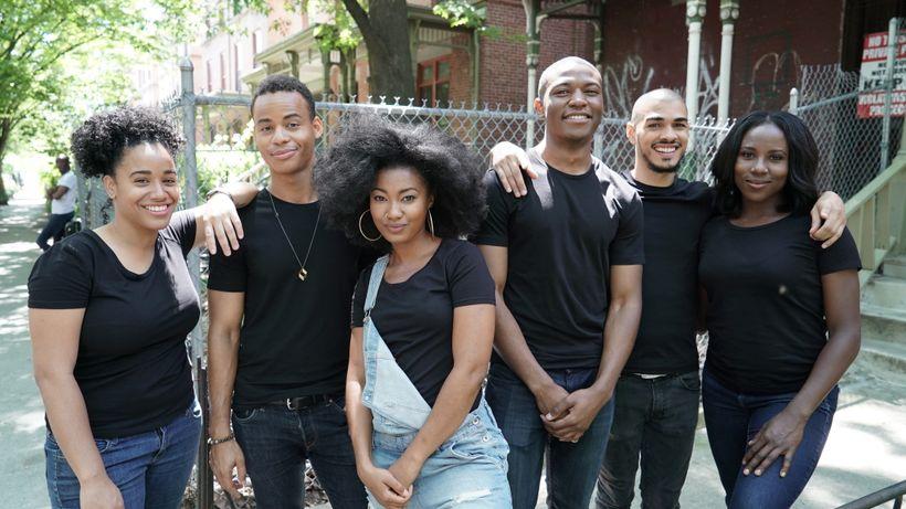 Cast of #GMLSeries