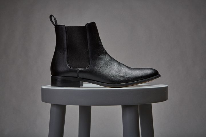 """<p>Brave GentleMan's """"Lover"""" Chelsea Boot made with European Union Ecolabel-certified PU microfiber. <a href=""""https://bravegentleman.com/"""" target=""""_blank"""" role=""""link"""" rel=""""nofollow"""" data-ylk=""""subsec:paragraph;itc:0;cpos:__RAPID_INDEX__;pos:__RAPID_SUBINDEX__;elm:context_link"""">bravegentleman.com</a></p>"""
