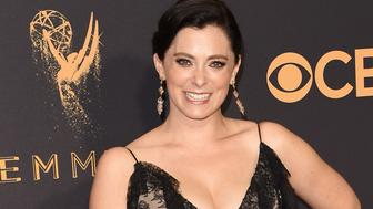 LOS ANGELES, CA - SEPTEMBER 17:  Actor Rachel Bloom attends the 69th Annual Primetime Emmy Awards at Microsoft Theater on September 17, 2017 in Los Angeles, California.  (Photo by J. Merritt/Getty Images)