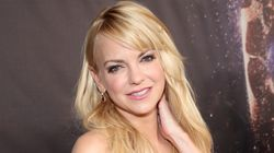 Anna Faris Stuns At The Emmys In First Appearance Since Split With Chris