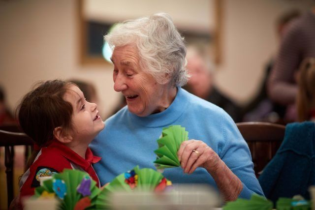 Girlguides Are Helping To Tackle Loneliness Among Older People In The Best