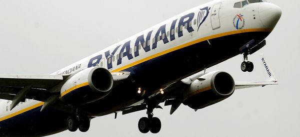 Here Are All The Ryanair Flights That Have Been Cancelled Over The Next Three Days