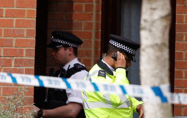 Police searched an address in Stanwell, linked toFarroukh, on