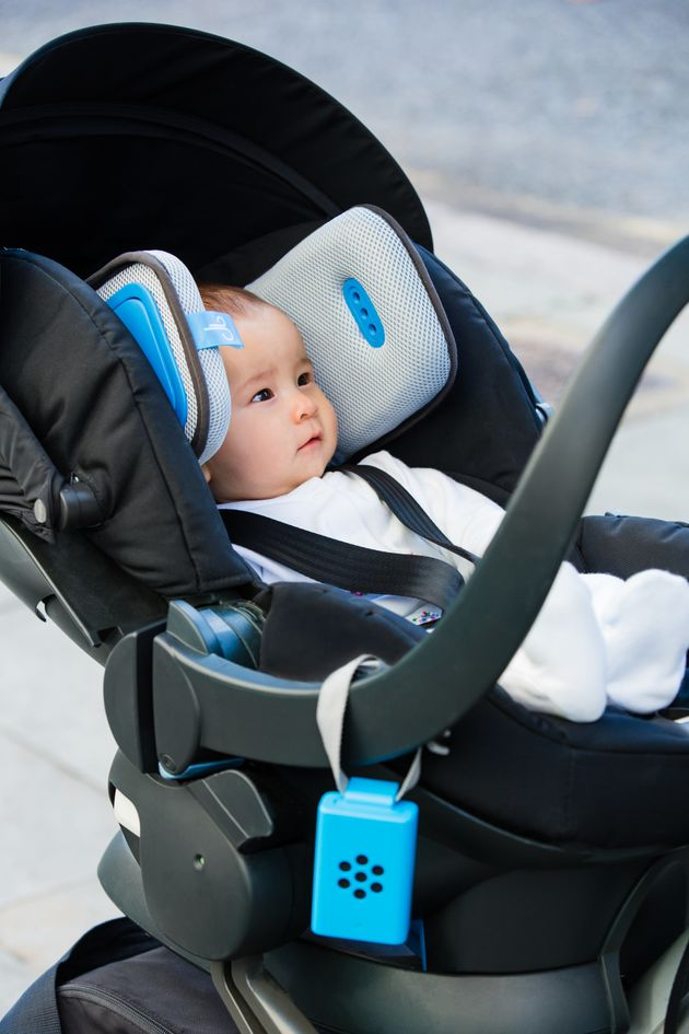 Dad Invents Brizi A Clean Air Barrier To Protect Babies