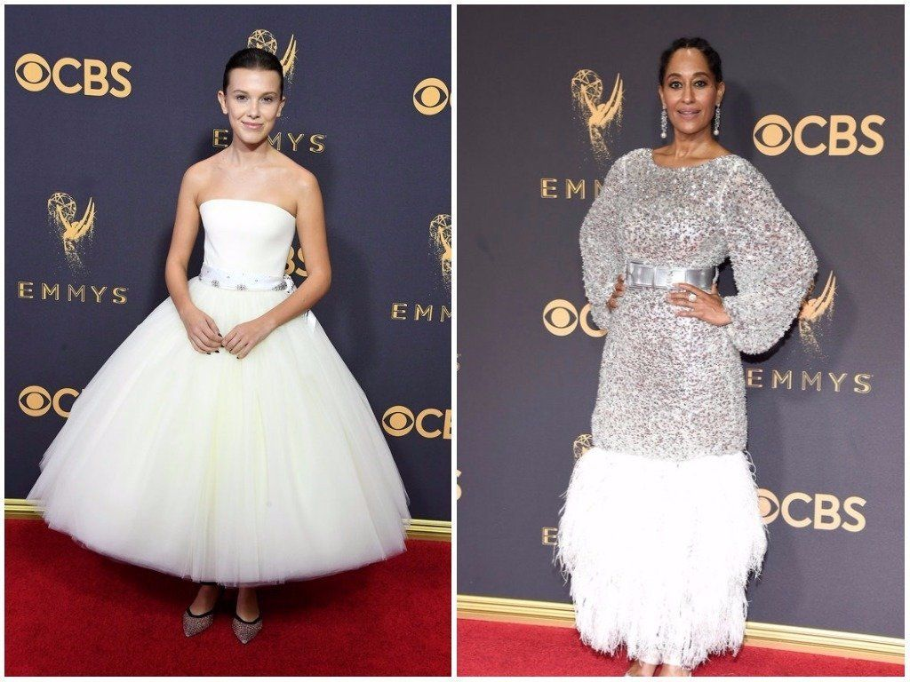 All The Best Looks From The Emmys Red